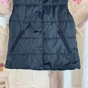 American Eagle Outfitters Jackets & Coats - AMERICAN EAGLE Blue Navy Warm Winter Puffy Puffer